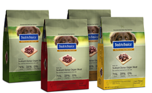 $7 off Back to Basics Dry Dog Food Coupon
