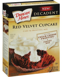 $0.75 Duncan Hines Decadent Cake Mix Coupon