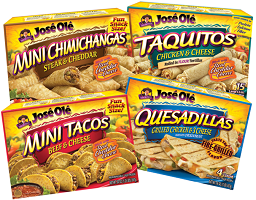 $3 off Two Jose Ole Products Coupon