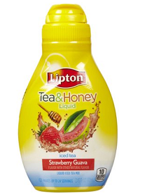 $1 off Lipton Tea & Honey Liquid Coupon