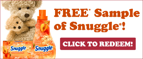 Free Sample of Snuggle!