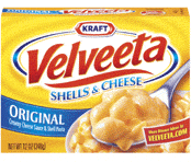 $.75 off Velveeta Shells & Cheese Coupon