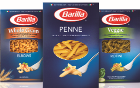 $1 off 2 Barilla Blue Box Pasta Coupon