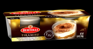 $0.50 off Bertolli Imported Dessert Coupon