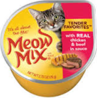 2 NEW Meow Mix Coupons
