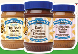 $1 off Peanut Butter & Co Peanut Butter Coupon