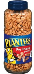 $1 off 2 Planters Nuts or Peanut Butter Coupon